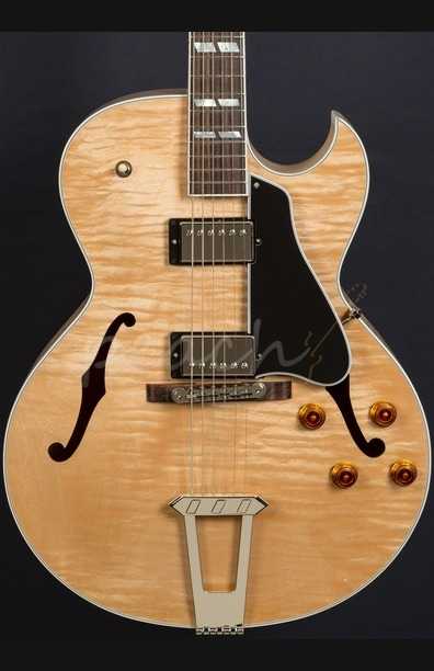 Gibson Custom 2016 ES-175 Figured - Natural
