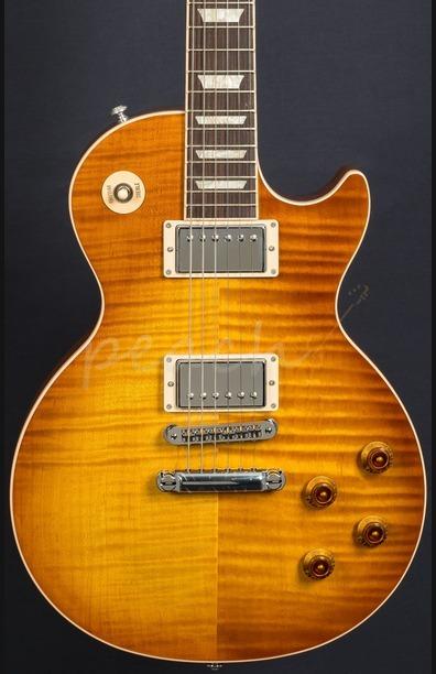 Gibson 2016 Les Paul Standard - Honey Burst