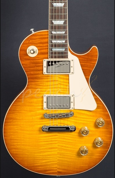 Gibson 2016 High Performance Les Paul Traditional - Honey Burst