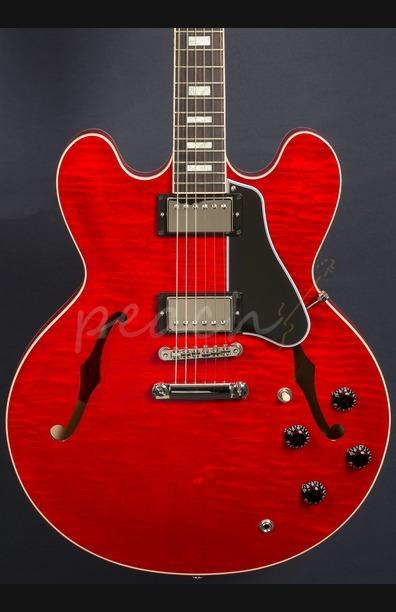 Gibson Memphis 2016 ES-335 Slim Neck - Cherry