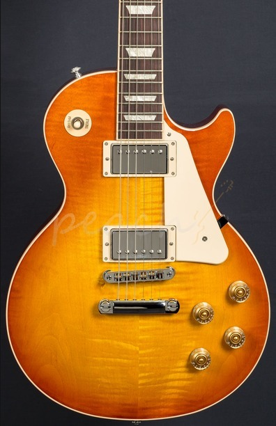 Gibson 2016 Les Paul Traditional Premium Finish - Light Burst