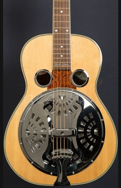 Wechter 6535R Scheerhorn Resonator Rob Ickes Signature Used