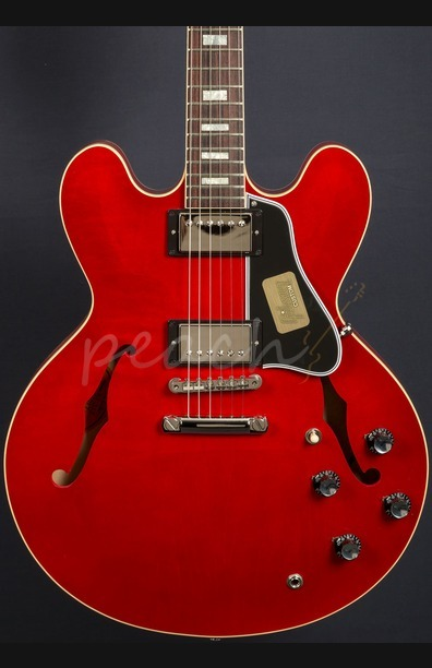 Gibson 1963 ES-335 Block Plain Cherry