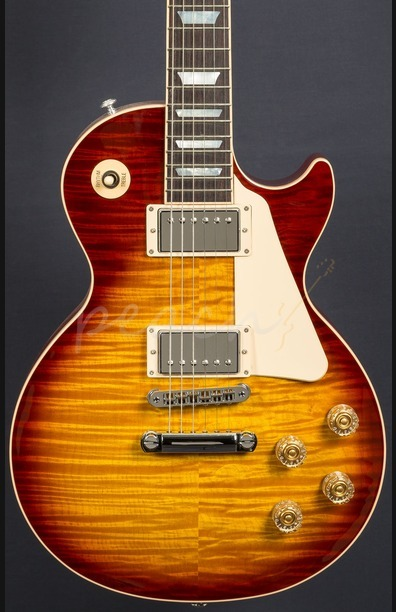 Gibson 2016 High Performance Les Paul Standard - Tea Burst