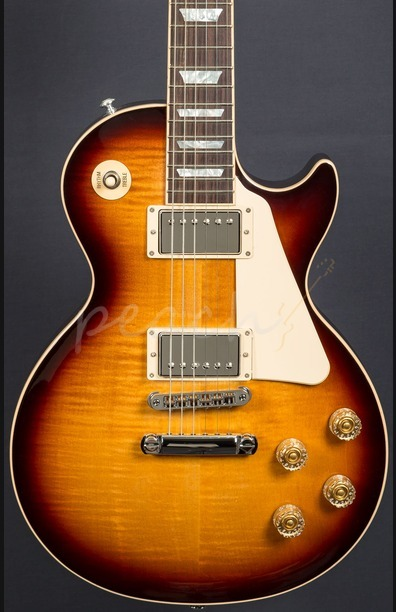 Gibson 2016 High Performance Les Paul Traditional - Desert Burst