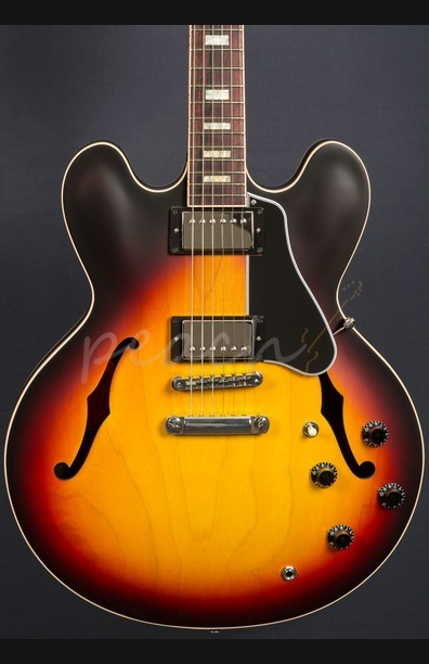 Gibson ES-335 Satin Sunset Burst - 2016