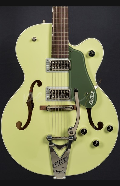 Gretsch G6118T-SGR Anniversary 2 Tone Smoke Green