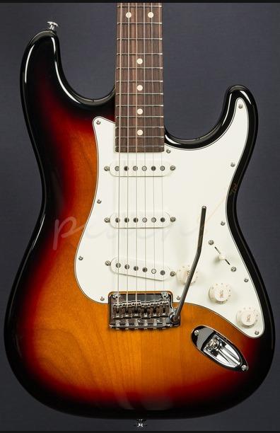 Suhr Classic Pro 3 Tone Sunburst RW SSS