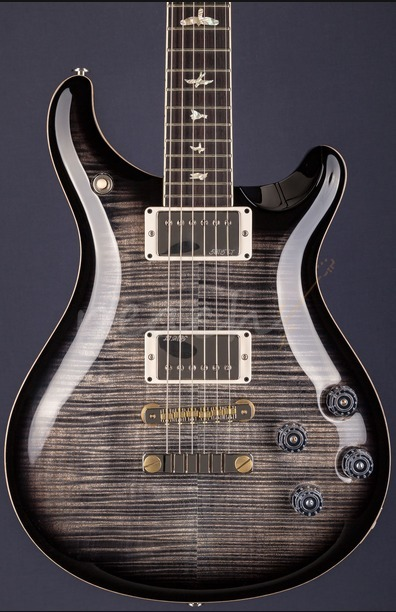 PRS McCarty 594 Charcoal Burst 10 Top