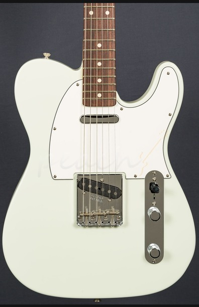 Fender Custom Shop '59 Tele NOS Olympic White