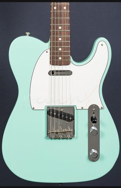 Fender Custom Shop '59 Tele NOS Surf Green
