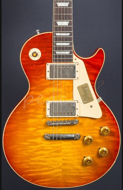 Gibson Custom Collector's Choice #37 Carmelita Les Paul