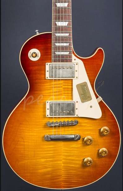 Gibson Custom M2M 58 Les Paul Kentucky Bourbon Fade VOS with V2 Neck