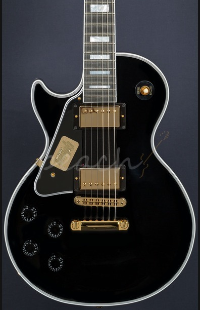 Gibson Custom Les Paul Custom Ebony Left Handed