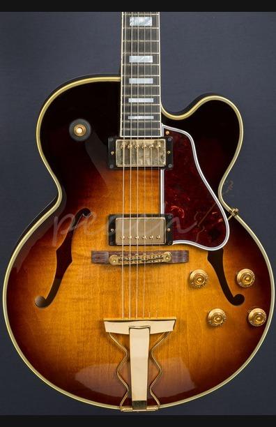 Gibson ES-275 Figured Montreux Burst