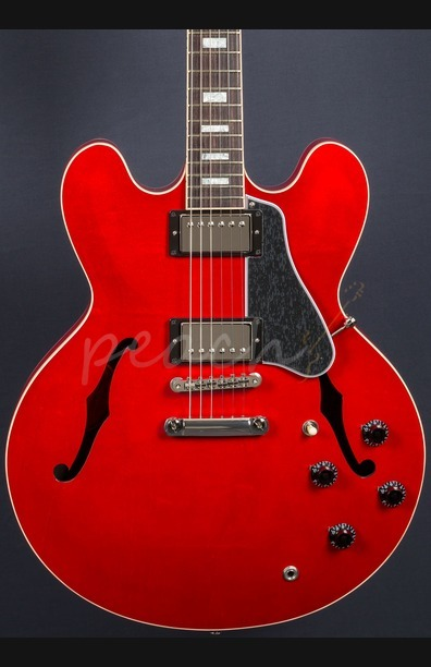 Gibson ES-335 Cherry (2016)