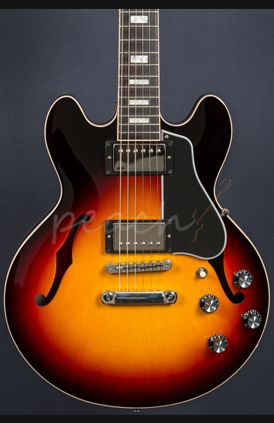 Gibson Memphis ES-339 2016 - Sunset Burst