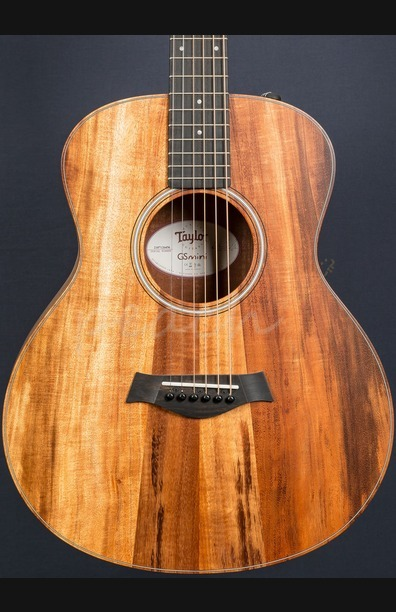 Taylor GS Mini-e Koa Electro Acoustic Guitar Left Handed