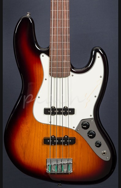 Fender Mexican Standard Jazz Bass Fretless Rosewood