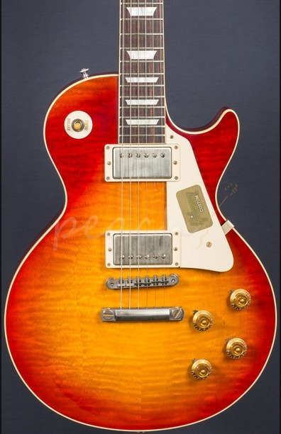 Gibson Custom 58 Les Paul VOS Believer Burst with Handpicked Top TBC