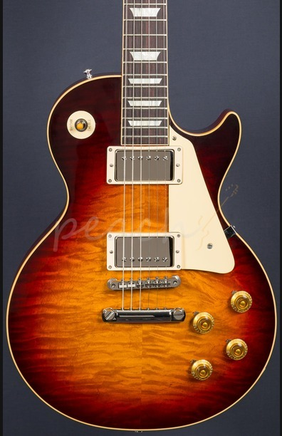 Gibson Custom True Historic 1959 Les Paul Reissue Vintage Dark Burst