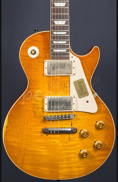 Gibson Custom Mike McCready 59 Les Paul Aged