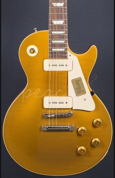 Gibson Custom True Historic 1956 Les Paul Goldtop