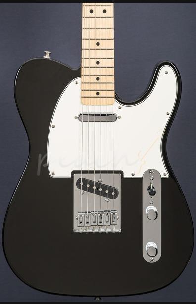 Fender Mex Standard Tele Black