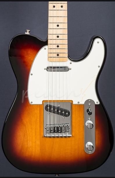 Fender Mex Standard Tele Sunburst
