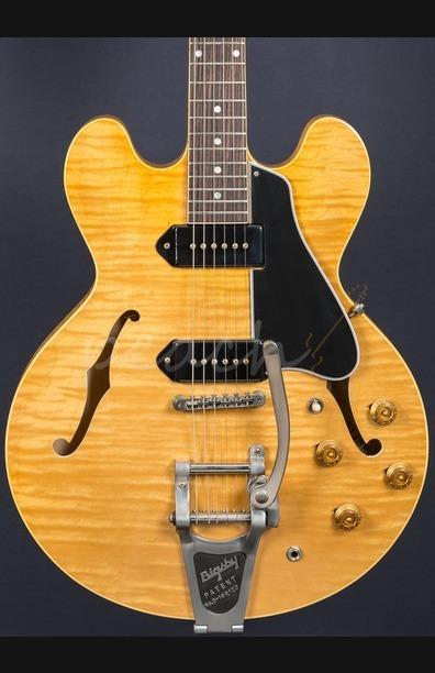Gibson Memphis '61 ES-330TDN Figured VOS