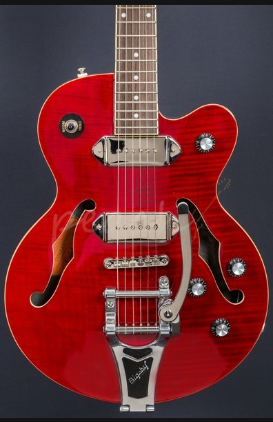 Epiphone Wildkat Guitar - Wine Red
