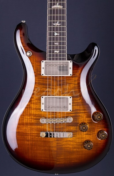 PRS McCarty 594 Black Gold Wrap