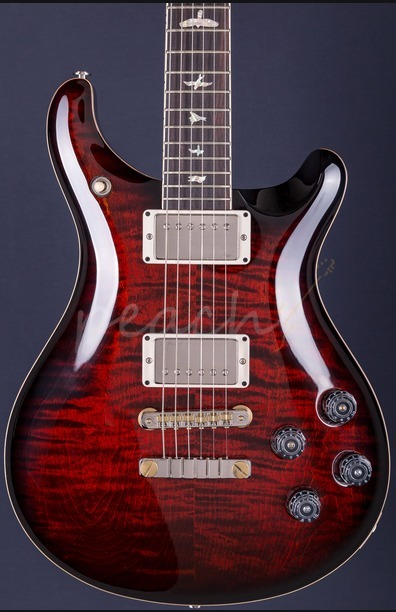 PRS McCarty 594 Fire Red