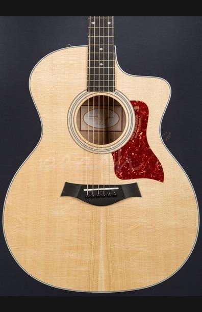 Taylor 214ce-QM DLX