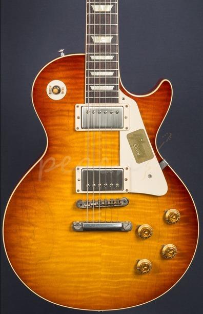 Gibson Custom 1959 Les Paul VOS Iced Tea 2014 Spec Used