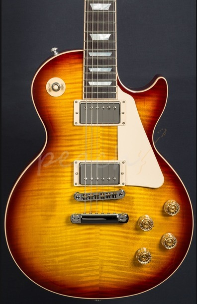 Gibson 2016 High Performance Les Paul Traditional - Iced Tea