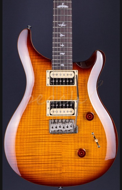 PRS SE 2017 Custom 24 - Tobacco Sunburst