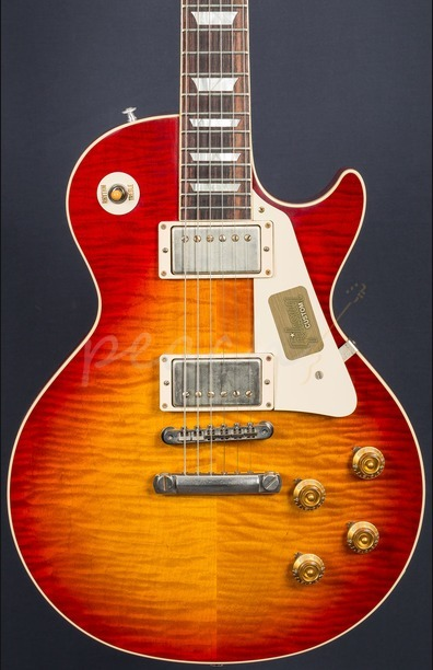 Gibson Custom Standard Historic 1959 Les Paul VOS Washed Cherry