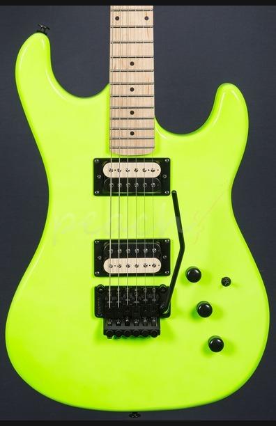 Kramer Pacer Classic - Fluorescent Green