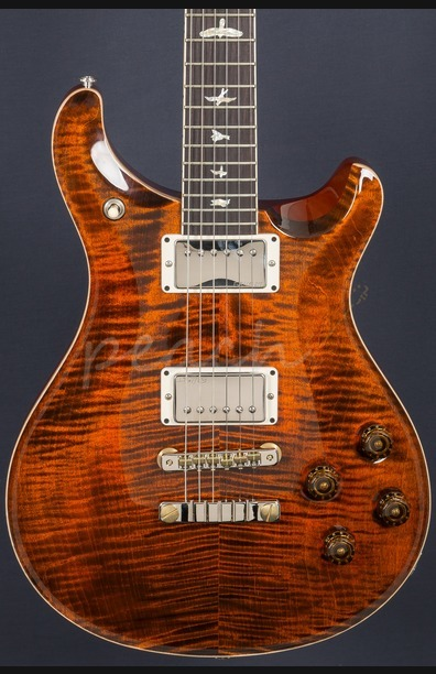 PRS McCarty 594 Orange Tiger