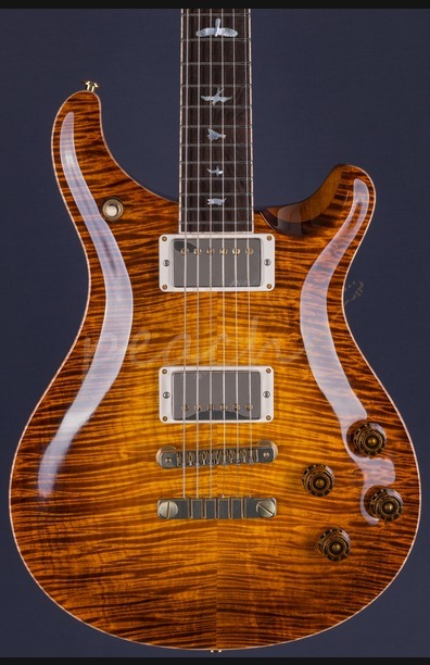PRS McCarty 594 Private Stock McCarty Glow Brazilian Rosewood