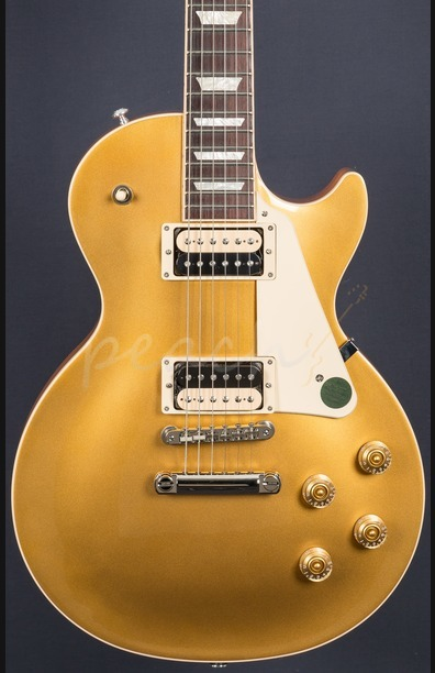 Gibson USA Les Paul Classic T 2017 - Gold Top