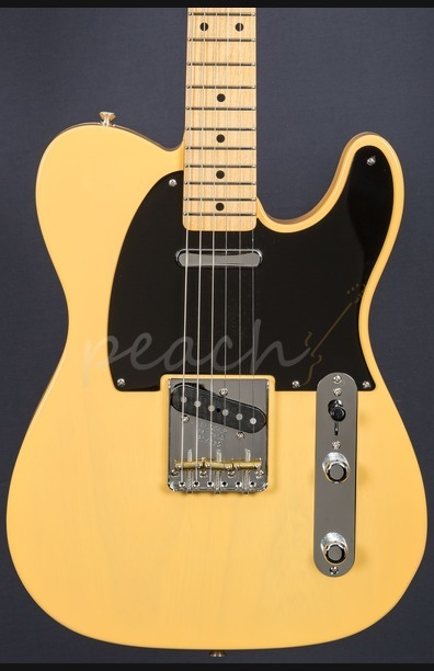 Fender Custom Shop '52 Telecaster NOS Nocaster Blonde