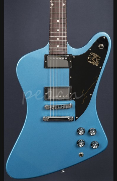 Gibson USA Firebird Studio T 2017 - Pelham Blue