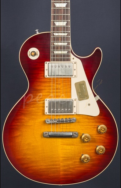 Gibson Custom Standard Historic 1959 Les Paul VOS - Bourbon Burst