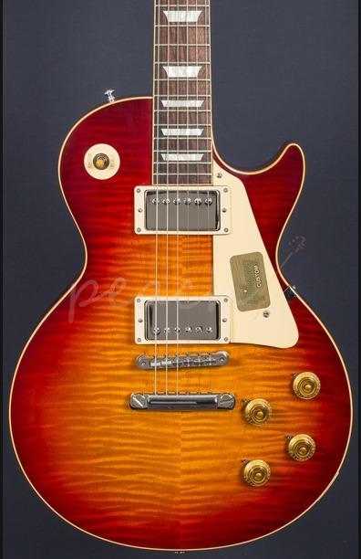 Gibson Custom True Historic 1959 Les Paul Reissue - Vintage Cherry Sunburst
