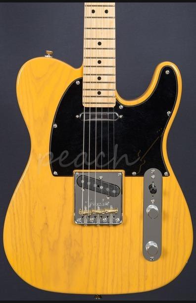 Fender American Pro Tele Butterscotch Blonde Maple Neck