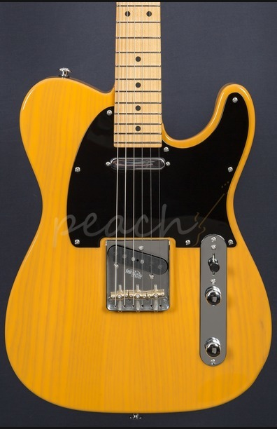 Suhr Classic T Pro Trans Butterscotch Maple SS