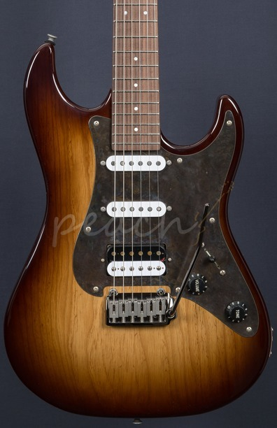 Patrick James Eggle 96 1 Piece Ash Body with Roasted Maple/PF Neck
