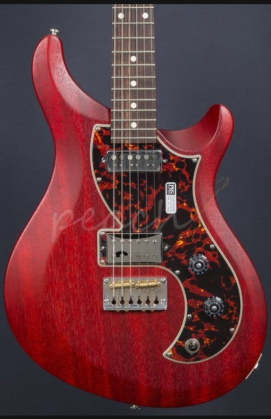 PRS S2 Vela Satin Limited Edition Vintage Cherry